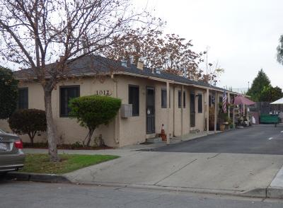 Santa Clara County Multi Family Home For Sale: 1012 Chestnut St