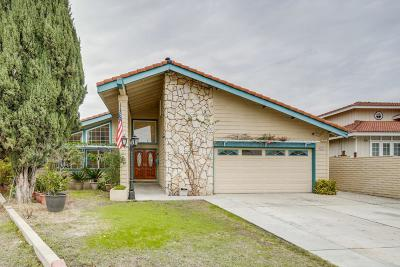 SAN JOSE Single Family Home For Sale: 3022 Brandywine Dr