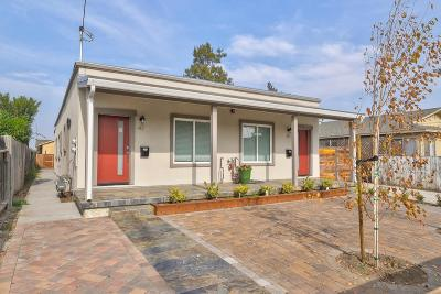 EAST PALO ALTO CA Single Family Home Contingent: $1,350,000
