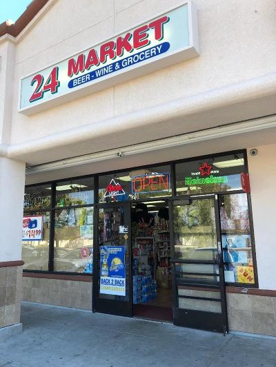 Santa Clara County Business Opportunity For Sale: 2010 Story Rd