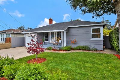 San Mateo Single Family Home For Sale: 46 E Hillsdale Blvd