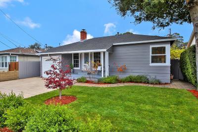 SAN MATEO Single Family Home For Sale: 46 E Hillsdale Blvd