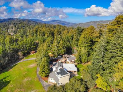 LOS GATOS Single Family Home For Sale: 23457 Summit Rd