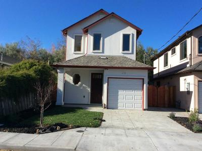 Mountain View Rental For Rent: 218 College Ave
