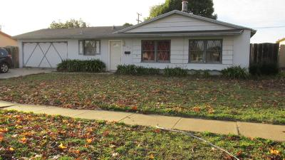 SALINAS Single Family Home For Sale: 309 Pingree Way