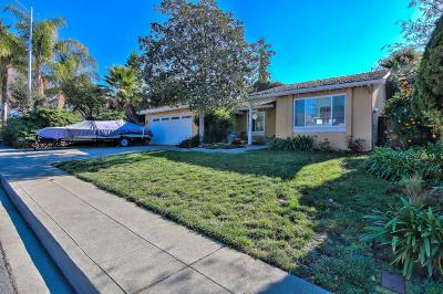 MILPITAS Single Family Home For Sale: 2258 Lacey Dr