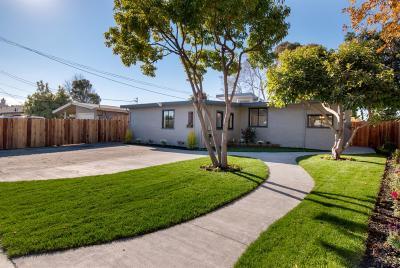 EAST PALO ALTO Single Family Home For Sale: 2675 Gonzaga St