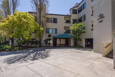 Belmont, Burlingame, Foster City, Hillsborough, Redwood City, Redwood Shores, San Carlos, San Mateo, Woodside Condo For Sale: 425 N El Camino Real 309