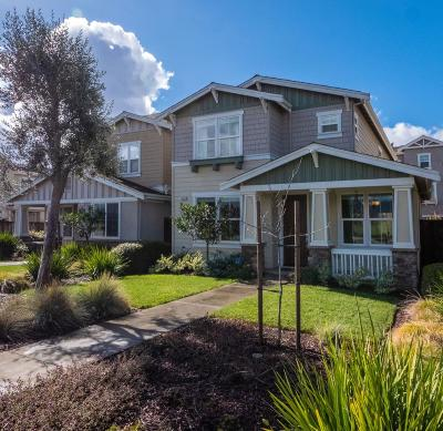 MORGAN HILL Single Family Home For Sale: 18435 Butterfield Blvd
