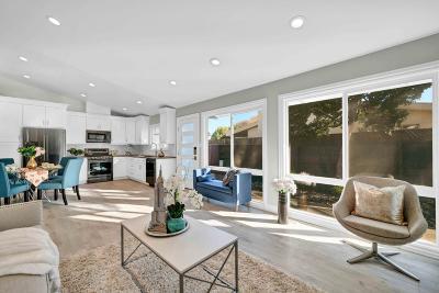 SANTA CLARA Single Family Home For Sale: 752 Los Padres Blvd