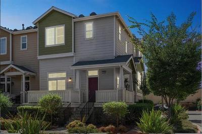 SAN JOSE CA Townhouse For Sale: $895,000