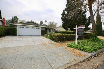 San Jose Single Family Home For Sale: 630 Kiowa Cir