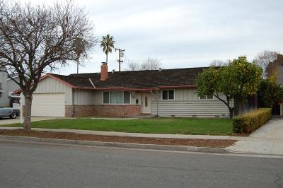 San Jose Single Family Home For Sale: 3622 Julio Ave