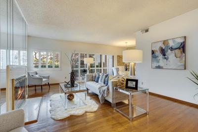 REDWOOD CITY CA Condo For Sale: $798,000