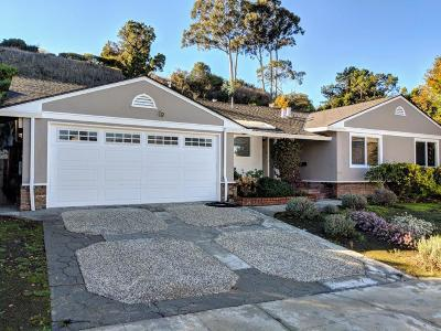 MILLBRAE Single Family Home For Sale: 319 Castenada Dr