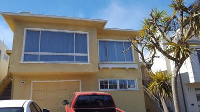 DALY CITY Single Family Home For Sale: 48 Avalon Dr