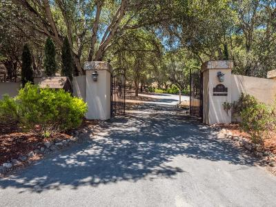 AROMAS CA Single Family Home For Sale: $2,379,000