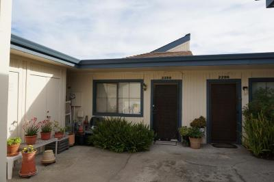 SANTA CRUZ CA Townhouse For Sale: $279,000