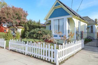 SANTA CRUZ Multi Family Home For Sale: 724 Riverside Ave