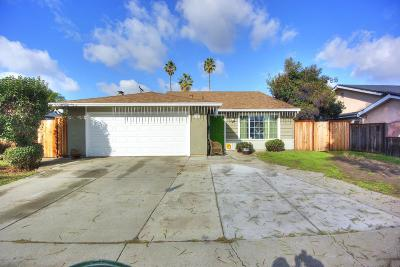 SAN JOSE CA Single Family Home For Sale: $878,000