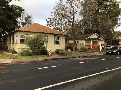Mountain View Single Family Home For Sale: 1378 California St