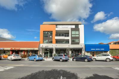 Rental For Rent: 977 Laurel St Penthouse