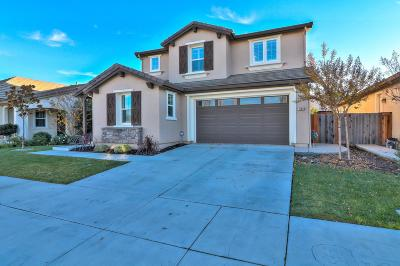 GILROY Single Family Home For Sale: 1500 Cielo Vista Ln