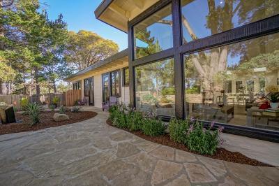 Pebble Beach Single Family Home For Sale: 1030 Sombrero Rd