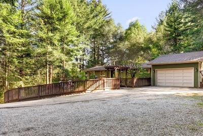 Santa Cruz County Single Family Home Contingent: 300 Melin Ave