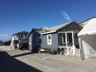 SALINAS Multi Family Home For Sale: 23 N Hebbron Ave