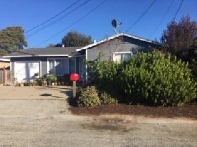Seaside Single Family Home Contingent: 1180 Theresa St