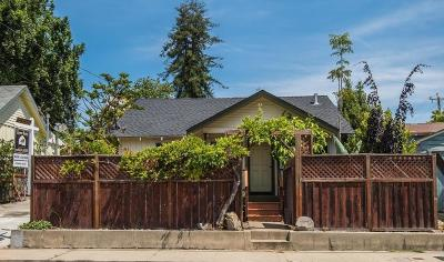 SANTA CRUZ Single Family Home For Sale: 315 Button St