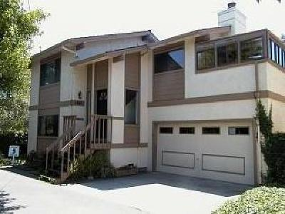 SANTA CRUZ CA Single Family Home For Sale: $875,000