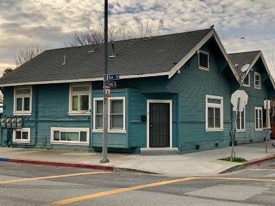 SAN JOSE Multi Family Home For Sale: 101 Oak St