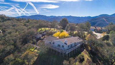 Carmel Valley Single Family Home For Sale: 34979 Sky Ranch Rd
