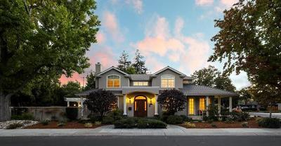 PALO ALTO Single Family Home For Sale: 702 Rosewood Dr