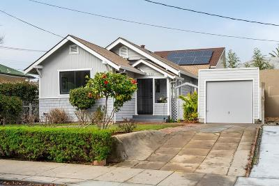 San Mateo Single Family Home For Sale: 331 Monte Diablo Ave