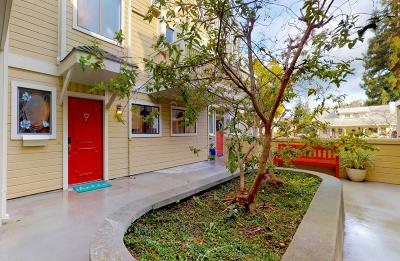 Palo Alto Townhouse For Sale: 334 Cowper St