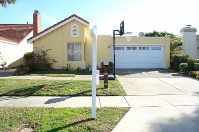 Newark Single Family Home For Sale: 6274 Benecia Ave