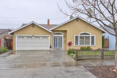 Single Family Home For Sale: 2964 Custer Dr