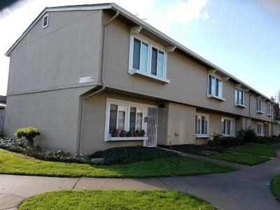 SAN JOSE Townhouse For Sale: 1487 Freni Ct