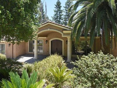 MENLO PARK CA Single Family Home For Sale: $4,588,000