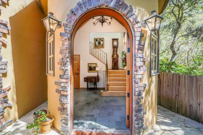 CARMEL Single Family Home For Sale: 0 Crespi 6 SE Of Mountain View