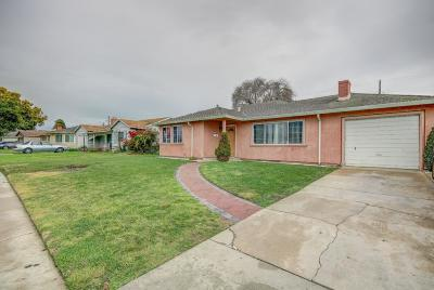 SALINAS Single Family Home For Sale: 222 Terra