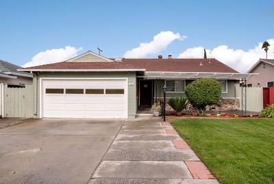 SAN JOSE Single Family Home For Sale: 2069 Leon Dr