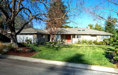 LOS ALTOS Single Family Home For Sale: 43 Sevilla Dr