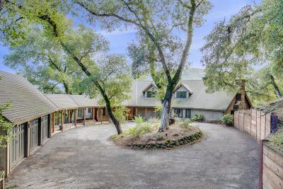 LOS ALTOS HILLS Single Family Home For Sale: 3849 Page Mill Rd