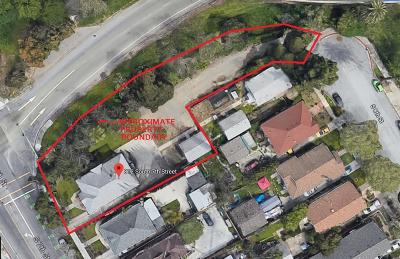 San Jose Residential Lots & Land Contingent: 812 S 7th St