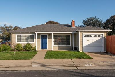 San Mateo Single Family Home For Sale: 973 Daisy St