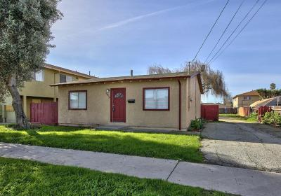 SALINAS Single Family Home For Sale: 1010 Mohar St